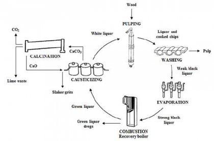 Chemical Recovery in Pulp And Paper Industry