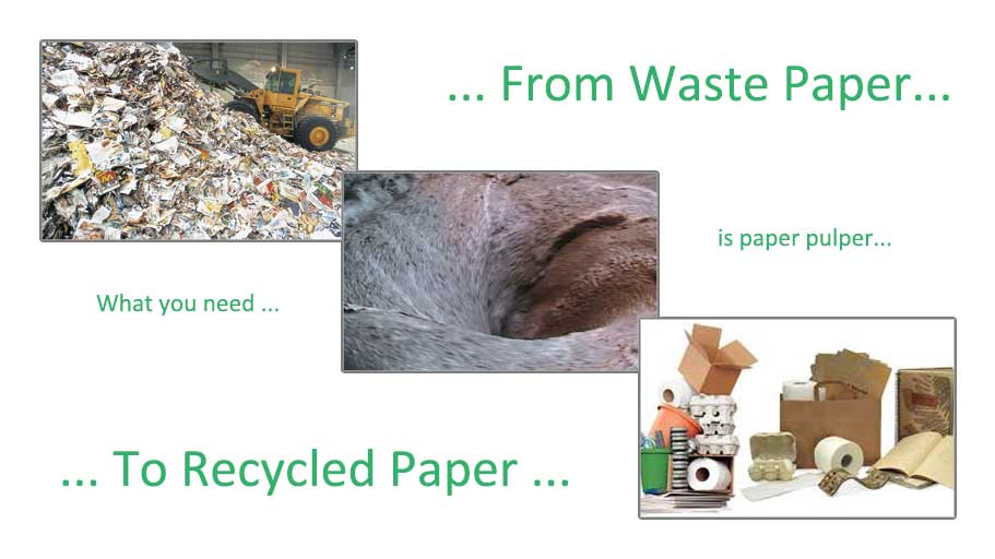 Advantages and Disadvantages of Recycled Paper Industry