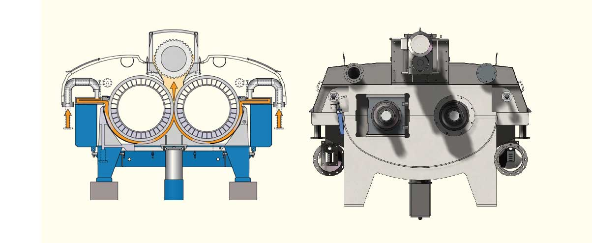 twin roll press we offer